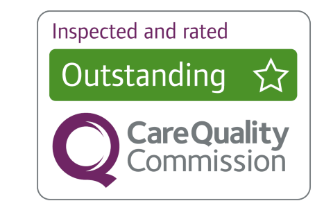 care quality commision oustanding