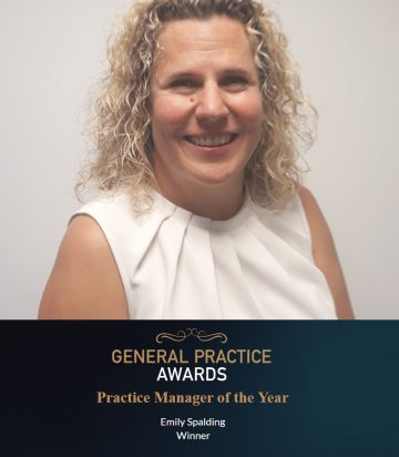 gp-practice-manager-of-the-year award